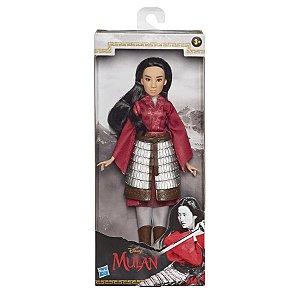 Brinquedo Boneca Disney Princesa Mulan 30 cm Hasbro E8633