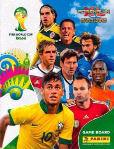 Album Cards Fifa World Cup Brasil 2014 Adrenalyn Panini