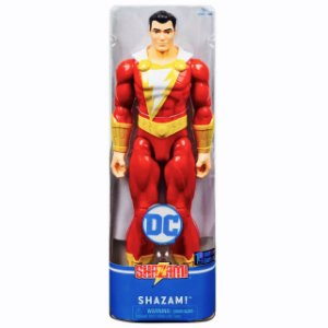 Figura DC Comics Liga da Justiça Shazam 30 cm da Sunny 2193