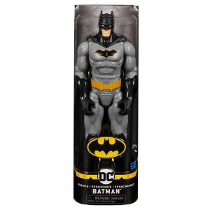 Figura DC Comics Creature Caos Batman Uniforme Preto 2180