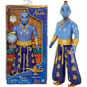 Boneco Gênio Cantor Will Smith Filme Aladdin Hasbro E5409
