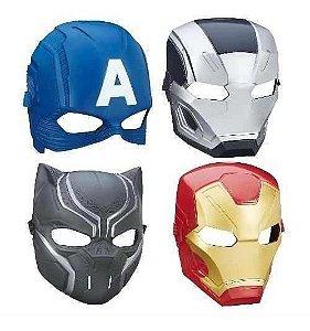 Mascara Avengers Guerra Civil Sortidas B6654 Hasbro
