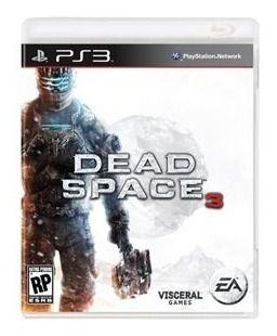 Jogo Novo Dead Space 3 Limited Edition Para Playstation 3