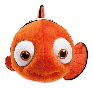 Brinquedo Pelúcia Original Disney Nemo 35 Cm Fun Divirta-se
