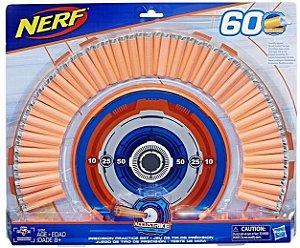 Brinquedo Teste de Mira Da Nerf Original Hasbro Com Dardos