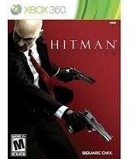 Jogo Hitman Absolution Original E Lacrado Para Xbox 360