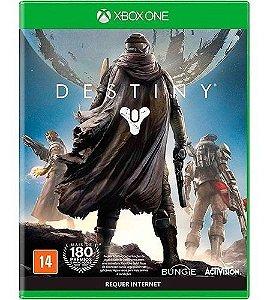 Jogo Novo Lacrado Da Activision Destiny Para Xbox One