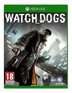 Jogo Novo Lacrado Watch Dogs Para Xbox One