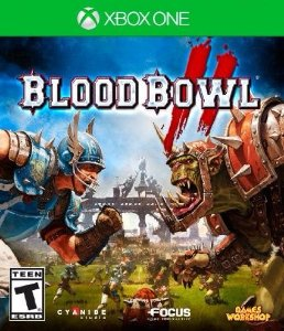 Jogo Midia Fisica Futebol Americano Blood Bowl 2 Do Xbox One