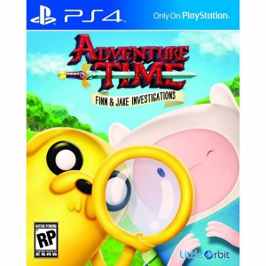 Jogo Novo Adventure Time As Investigações De Finn E Jake Ps4