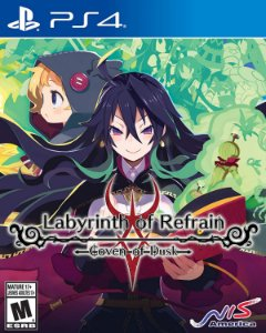 Jogo Lacrado Labyrinth of Refrain Coven of Dusk para PS4