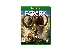 Jogo Mídia Física Far Cry Primal Original Para Xbox One