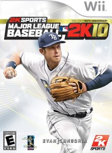 Jogo Lacrado Major League Baseball 2K10 Nintendo Wii