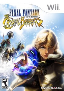Jogo Lacrado Final Fantasy The Crystal Bearers Nintendo Wii