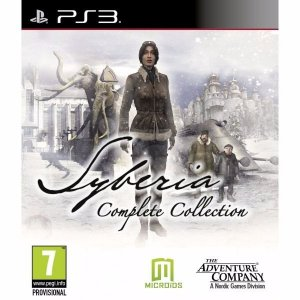 Jogo Novo Lacrado Syberia Collection Para Playstation Ps3