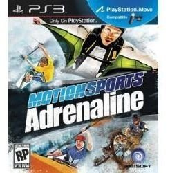 Jogo Motionsports Adrenaline Compativel Playstation Move Ps3