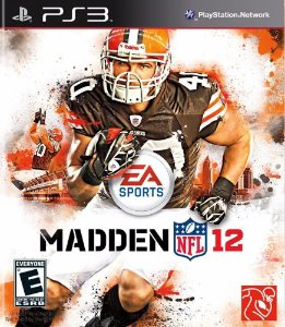 Jogo Novo Ea Sports Madden Nfl 12 Para Playstation 3 Ps3