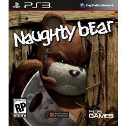 Jogo Lançamento Naughty Bear Para Playstation 3 Ps3