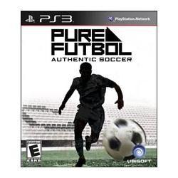 Jogo Pure Futebol Authentic Soccer Para Ps3 , Americano Novo