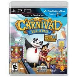 Jogo Sony Playstation 3 Carnival Island Requer Move De Ps3