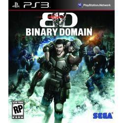 Jogo Americano Da Sega Binary Domain Para Ps3 Playstation 3