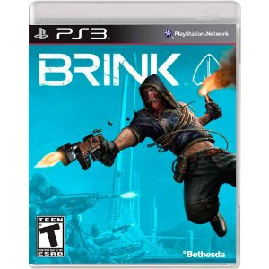 Jogo Americano Lacrado Brink Para Ps3 Playstation 3