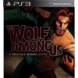Jogo Novo Lacrado The Wolf Among Us Para Playstation 3 Ps3