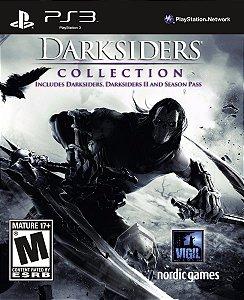 Jogo Novo Darksiders Collection Para Playstation 3 Ps3