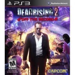 Jogo Dead Rising 2 Off Records Capcom Para Ps3 Playstation 3