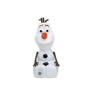 Novo Lacrado Boneco Luminoso Olaf Soft Lite Estrela