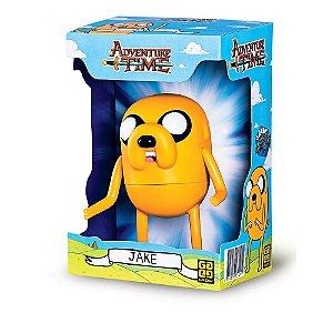 Brinquedo Boneco Adventure Time Jake Original Da Grow