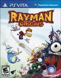 Jogo Original Lacrado Rayman Origins Da Ubisoft Para Ps Vita
