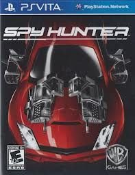 Jogo Spy Hunter Original E Lacrado Para Ps Vita Com Nota