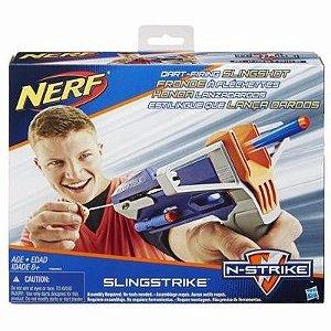 Lançador Nerf  Elite Slingshock - Original Hasbro A9250