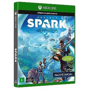 Jogo Novo Lacrado Project Spark Em Português Para Xbox One