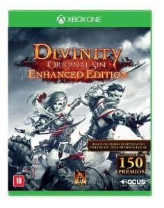 Jogo Lacrado Divinity Original Sin Enhanced Edition Xbox One