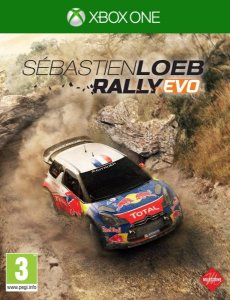 Novo Lacrado Sebastien Loeb Rally Evo Para Xbox One