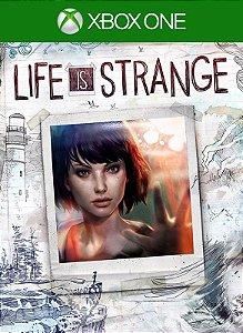 Jogo Novo Lacrado Life Is Strange Para Xbox One