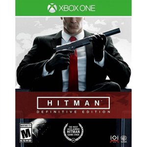 Jogo Lacrado Hitman Definitive Edition Para Xbox One