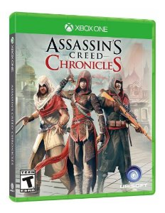 Jogo Novo Lacrado Assassins Creed Chronicles Para Xbox One