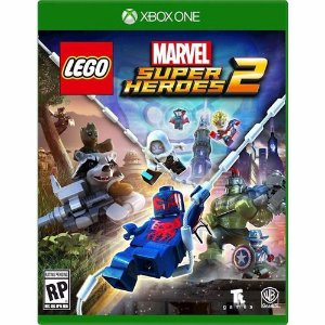 Jogo Midia Fisica Marvel Super Heroes 2 Original Xbox One