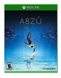 Jogo Mídia Física Abzû Original Para Xbox One