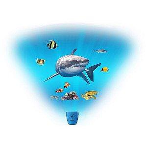 Nova Luminária De Mesa Tubarão Wild Walls