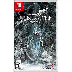 The Lost Child Switch Mídia Física Lacrado Original Novo