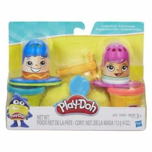 Novo Brinquedo Play Doh Cortes Divertidos Hasbro B3424