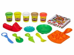Brinquedo Massinha Play Doh Festa Da Pizza Hasbro B1856