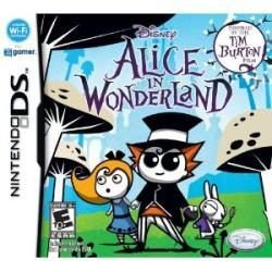 Jogo Para Nintendo Ds Alice In Wonderland Da Disney Lacrado