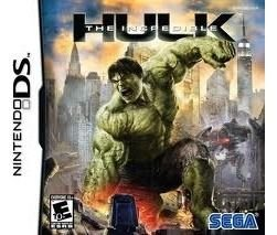 Jogo The Incredible Hulk Original E Lacrado Para Nintendo Ds