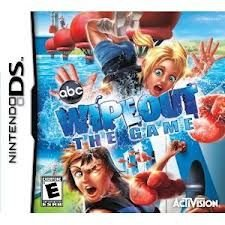 Jogo Wipeout The Game Original E Lacrado Para Nintendo Ds