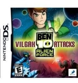 Jogo Do Nintendo Ds Ben10 Alien Force Vilgax Attacks Lacrado